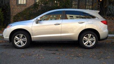 2013 Acura RDX AWD: First Look | Nick Palermo
