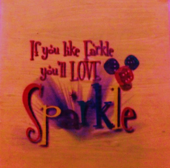 Sparkle  The new and improved Farkle