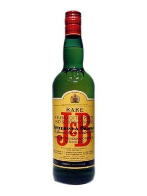 J&B Rare Scotch Whisky | The Gentleman & Scholar