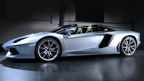 Lamborghini throws the top off new Aventador LP700-4 Roadster
