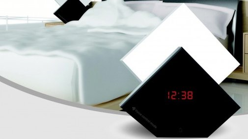 Aurora Wake-Up Light rises and shines