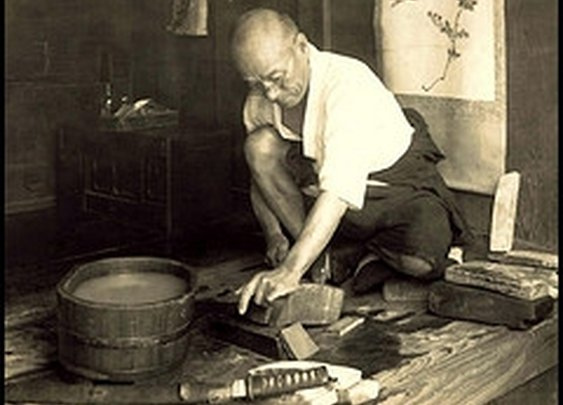 How to Sharpen Edged Tools   The Art of Manliness