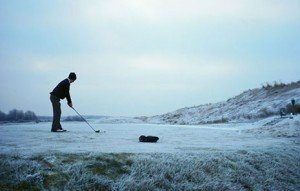 Winter Golf Lessons - Don't Let Your Clubs Hibernate