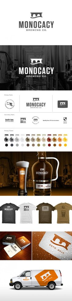 identity | monocacy brewing co.