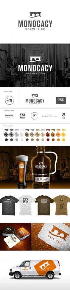 identity | monocacy brewing co.