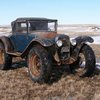Original Ford Model A Mail Carrier