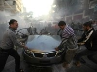 Hamas: Israeli Strike 'Opened the Gates of Hell'