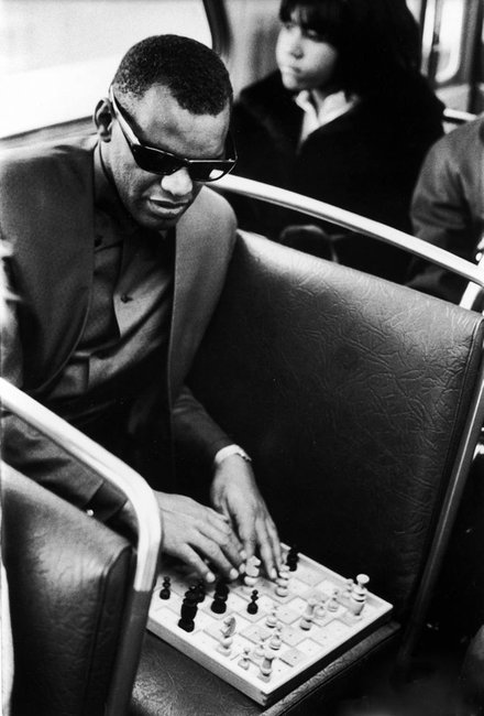 Random cool shots / Ray Charles © Bill Ray