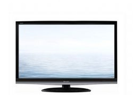 "Sharp LCC-5277UDE Black AQUOS 52 Inch LCD Flat Panel HDTV - LCC-5277U in ""LCD TV's "" collection 