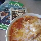 Pepperoni Pizza Soup