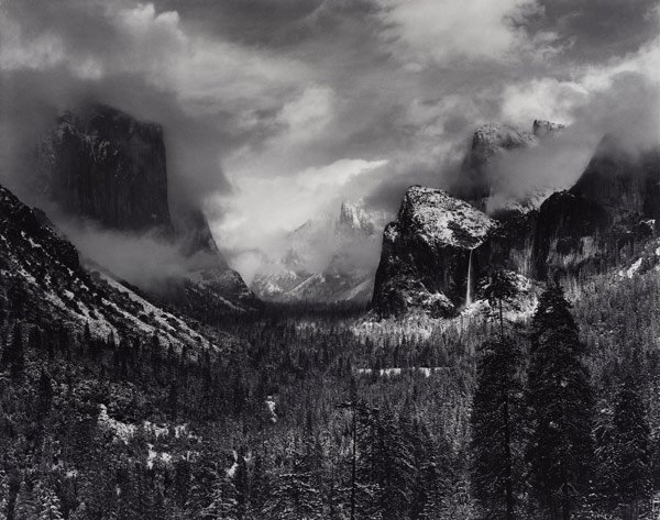 Ansel Adams: Capturing wilderness on camera