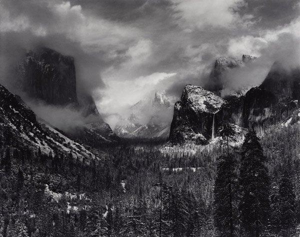 Ansel Adams: Capturing wilderness on camera