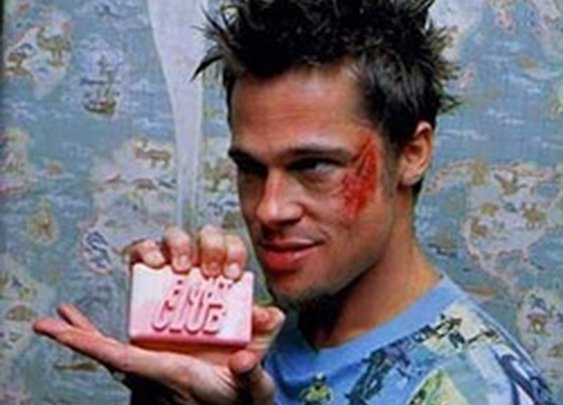 Fight Club / Brad Pitt