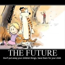 Hobbes and Daughter