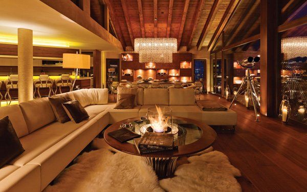 Chalet Zermatt Peak in the Swiss Alps