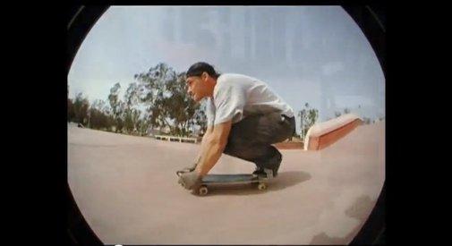 The World's Weirdest Skater: Almir Jusovic
