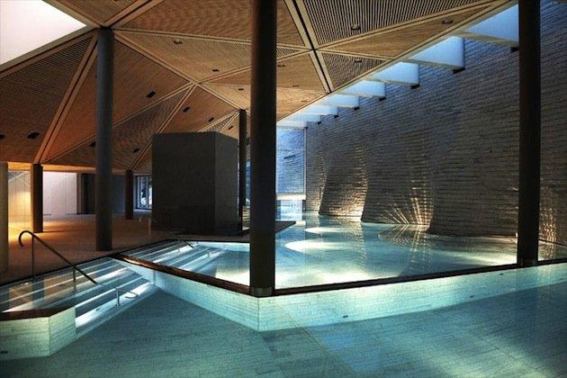 Tschuggen Grand Hotel Wellness Centre
