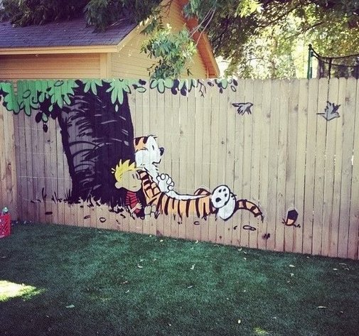 Best fence ever