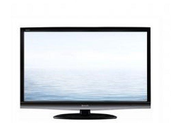 "Sharp LCC-5277UDE Black AQUOS 52 Inch LCD Flat Panel HDTV - LCC-5277U in ""LCD TV's "" collection | GroupAngle"