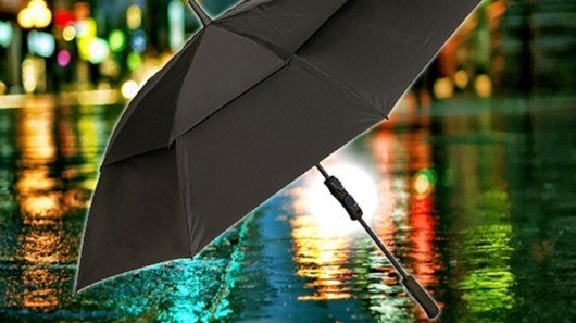 Get a grip in the wind with the GRIP2 Umbrella