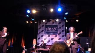 John Roderick and Jonathan Coulton -  There's Even Christmas in Jail (Live 10/29/2012)