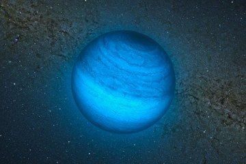 'Orphan' Alien Planet Found Nearby Without Parent Star