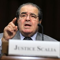 Justice Scalia: States have 'no right to secede' | National News - News Radio KEX - 1190 & 102.3