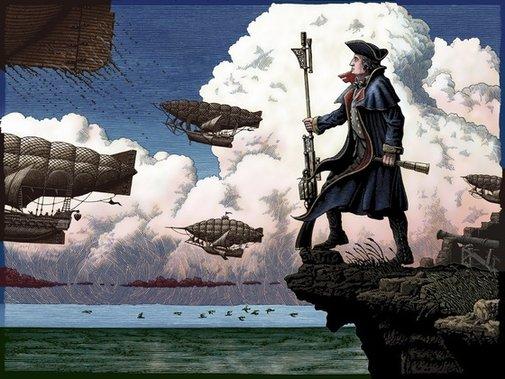 Steam Patriots interactive books