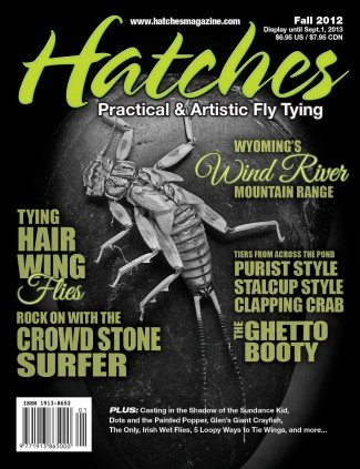 Hatches Fly Tying Magazine