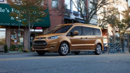 Ford announces 30 mpg upgrade to its 7-passenger Transit Connect Wagon