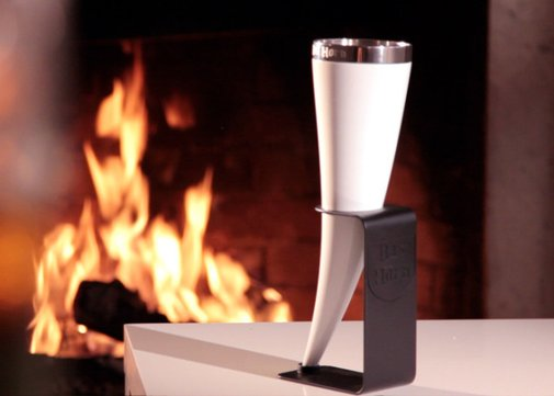 Das Horn, A Modern Twist on the Ancient Drinking Horn