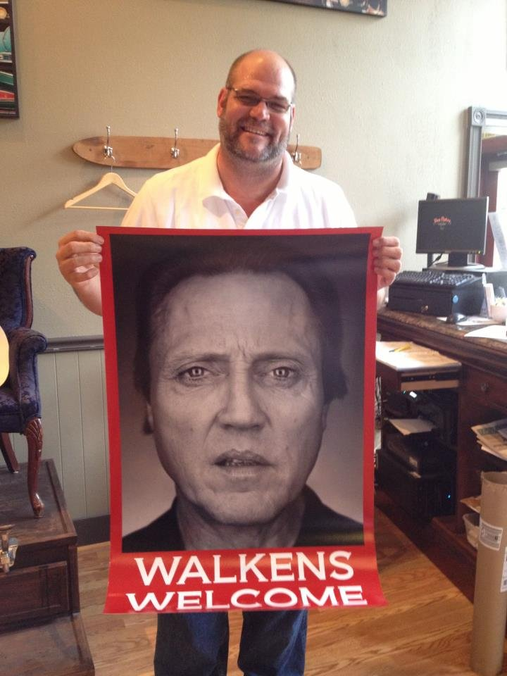 Walkens Welcome