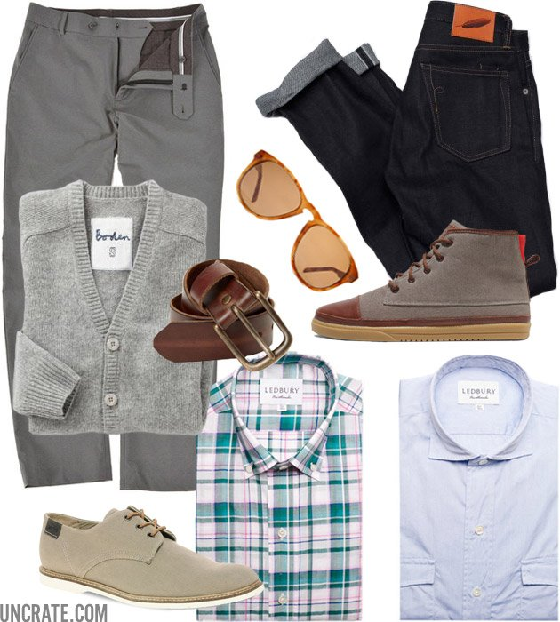 Garb: West Coast Options | Uncrate