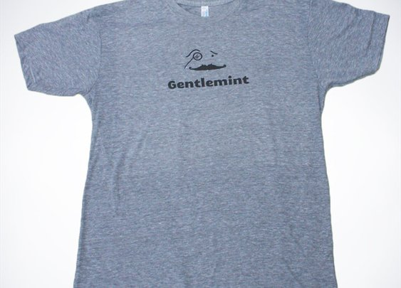 Gentlemint Shop — Official Gentlemint t-shirt