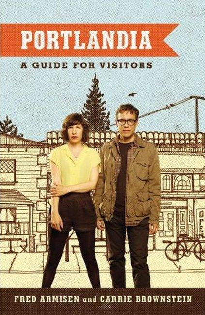 Dreams Deferred • nevver: Guide book, Portlandia