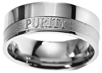 Men's Purity Ring - C28