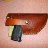 Leatherwork – Make Your Own Leather Holster for Less Than Two Dollars « The Tiny Homesteaders