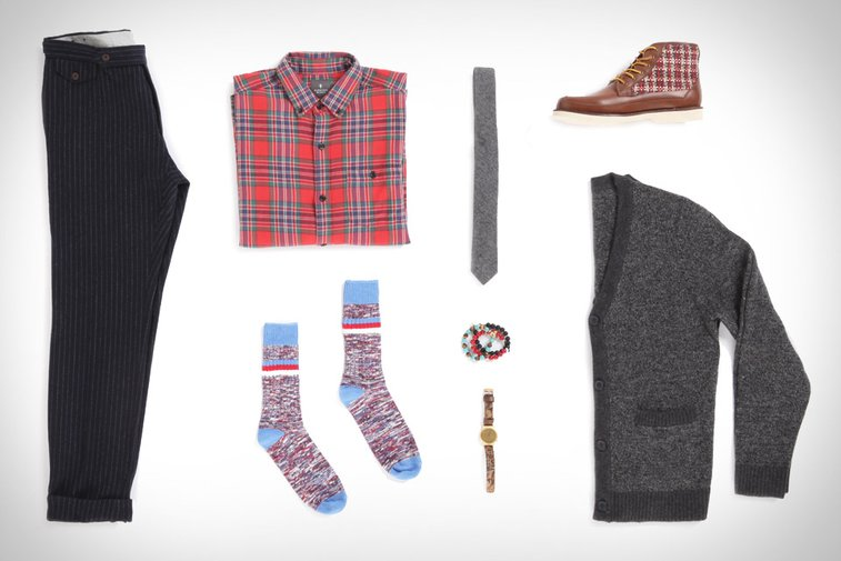 Garb: Tartan Trimmings | Uncrate