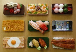 Delicious cases for iPhone