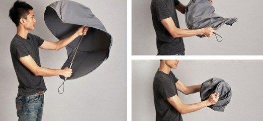 Rain Shield – a new take on the humble umbrella