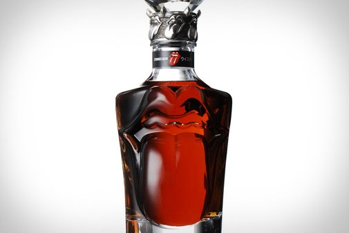 The Rolling Stones 50th Anniversary Whisky