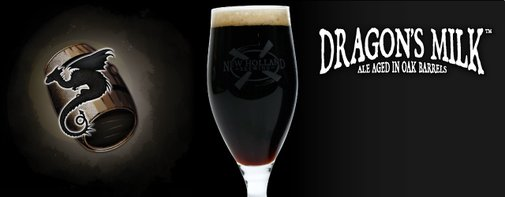 Dragon's Milk Ale Aged in Oak Barrels | New Holland Brewing Company