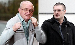 Former Army boxing champion, 71, floors 6ft 4in thug Mark Pearce after being punched in the face in Torquay attack