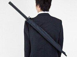 Samurai Umbrella An original object, with the... | The Khooll