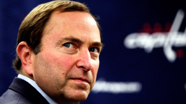 Why the NHL needs to rid themselves of Gary Bettman - Grantland