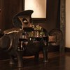 Ultra Luxe Bronze Hippo Bar