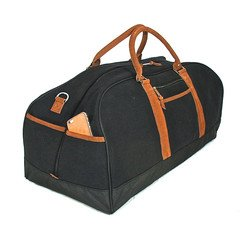 Canvas Duffel LG by Industry Portage Company | The Industry Portage Co. | Custom, limited edition and upcycled carry goods
