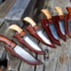 Handmade Knife sets  Gifts for groomsmen and by ironjohnlogan