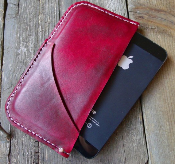 iPhone Wallet-Handmade in the USA