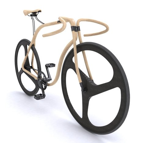 Thonet Bike by Andy Martin Concept
